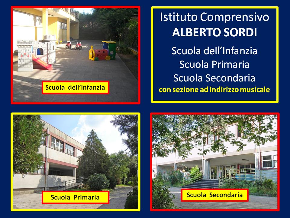 Foto degli edifici scolastici
