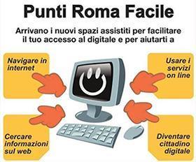 Punti Roma Facile - link esterno